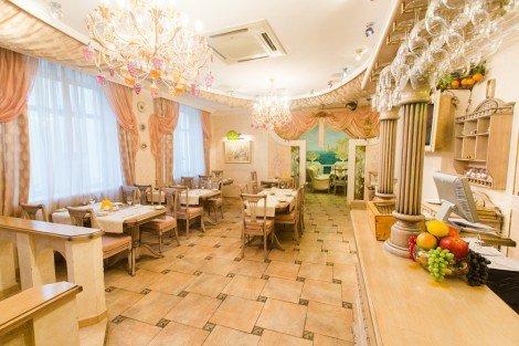 Ресторан Итальянский 1
