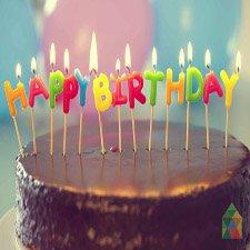 3 День рождения
